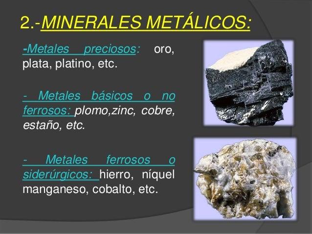 Resultado de imagen de Cuerpos metálicos el oro y la plata