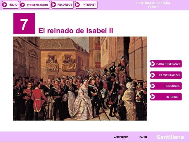 HISTORIA DE ESPAÑAINICIO   PRESENTACIÓN   RECURSOS   INTERNET                                                             ...