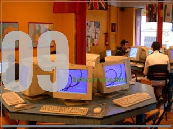 09 Software educativo