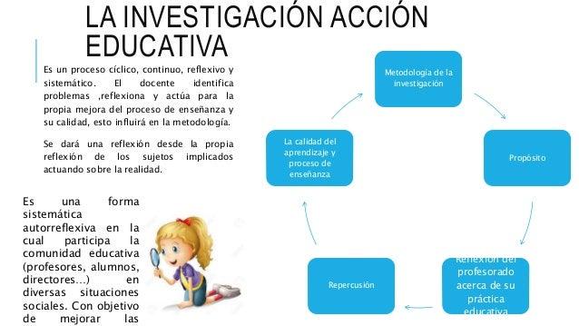 Tema 1 la investigaci n acci n for La accion educativa en el exterior