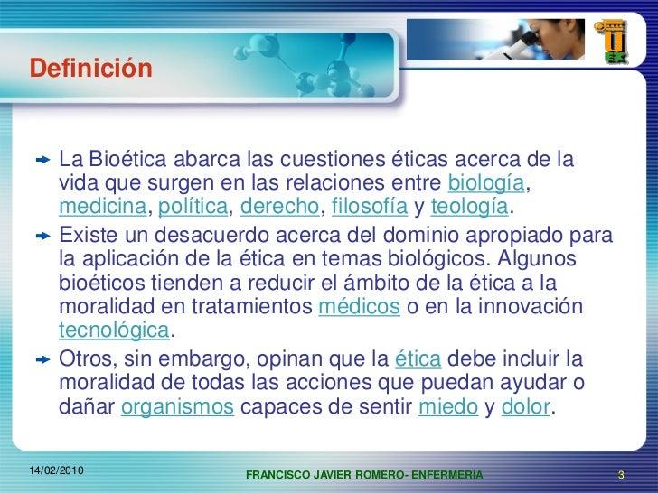 Definicion de bioetica pdf for Definicion de gastronomia pdf