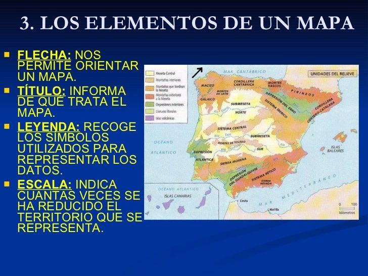 Elementos De Un Mapa Geografico Para Niños Niños Relacionados