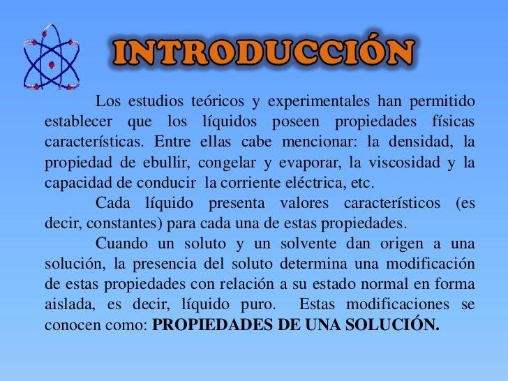 Tema 1. Propiedades Coligativas de Soluciones Slide 2