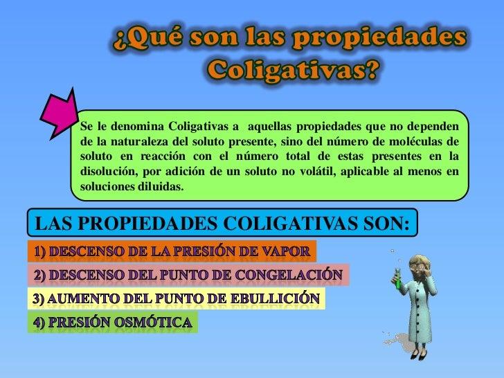 Tema 1 propiedades coligativas de soluciones for Inmobiliaria definicion