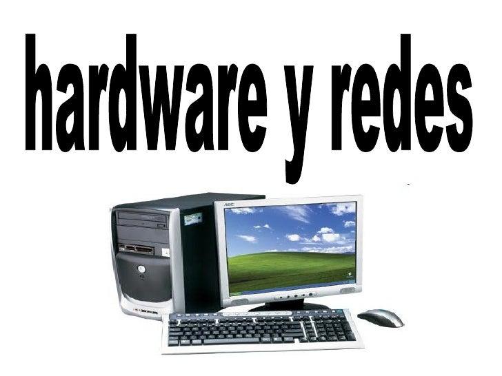 hardware y redes