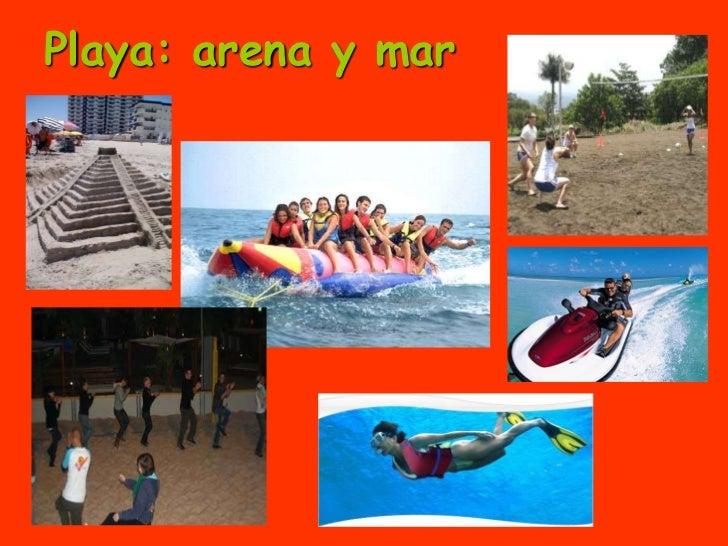 Tema 10 Actividades Fisico Recreativas En Empresas Turisticas