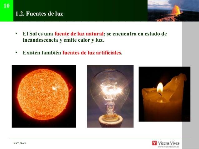 Tema 10 (La Luz