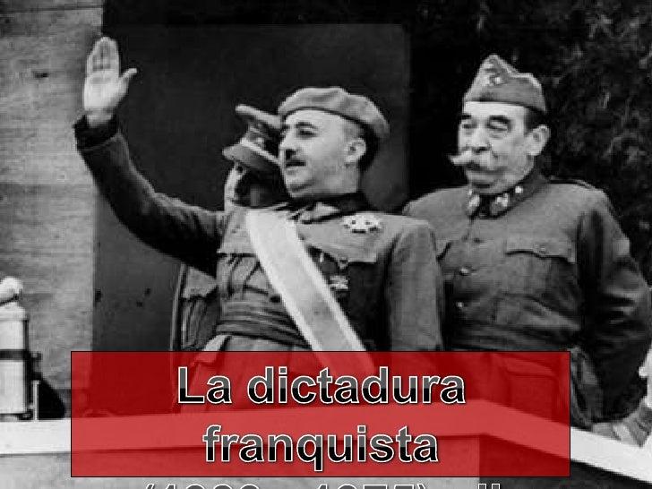 La LOE (1967)• Se separan los cargos de presidentedel Gobierno y jefe del Estado.• Las    Cortes     aumentaron     susmie...