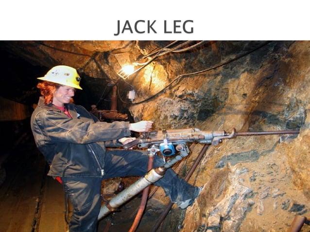 B.-PERFORADORAS MECANICAS O PESADAS:   TRACK DRILL(T/D)   VAGONETAS DE PERFORACION  - stope wagon  - upper drill   JUMB...