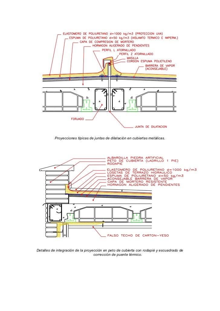 cubiertas planas