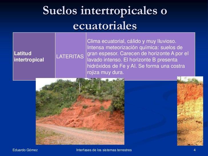 Tema11 el suelo clasificacion 2 for Como se creo el suelo