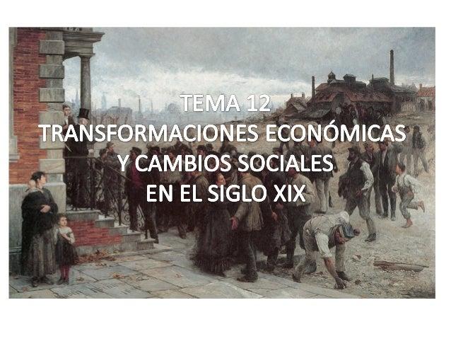 ÍNDICE:1. DESAMORTIZACIONES2. INDUSTRIALIZACIÓN Y MODERNIZACIÓN DE   LAS INFRAESTRUCTURAS3. CRECIMIENTO DEMOGRÁFICO Y CAMB...