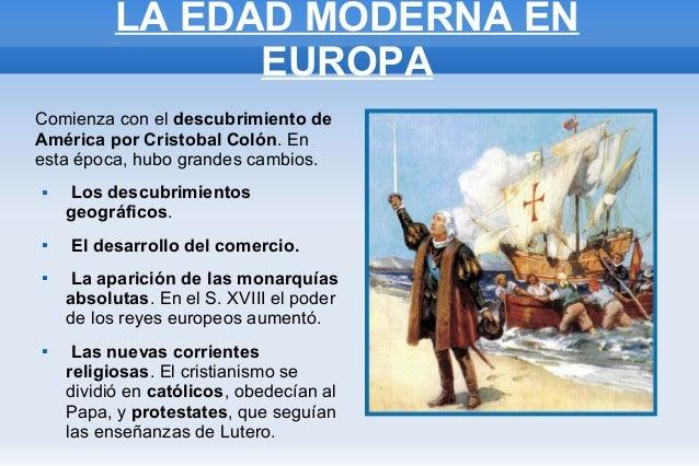 La edad media y la edad moderna - Diferencia entre arquitectura moderna y contemporanea ...