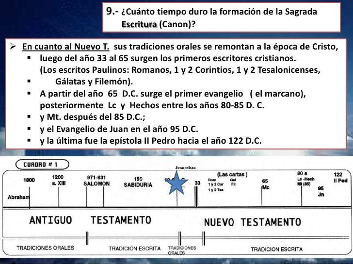 10.- ¿A quién encomendó Dios la misión de enseñar, a     la Biblia o a la Iglesia? Dios no encomendó a un libro la misión...
