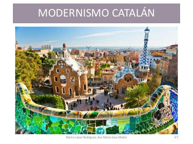 modernismo cataln