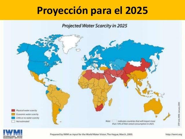 Proyección para el 2025