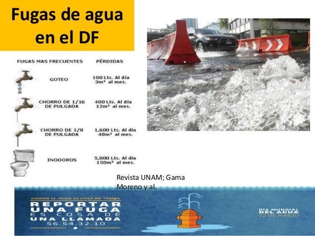 Según ONG Mexicana: Coalición de Organizaciones mexicanas para el derecho al agua