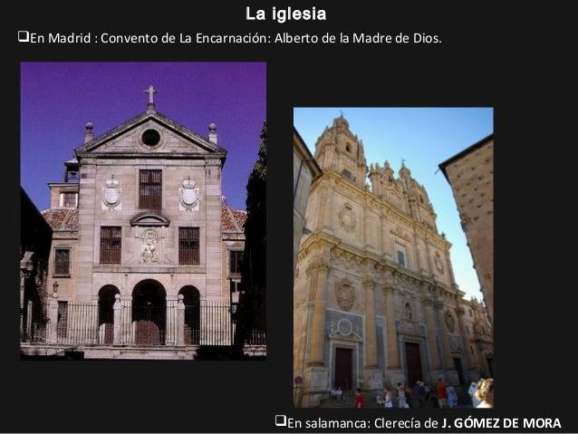 Tema 14  El arte barroco en España  Arquitectura y escultura