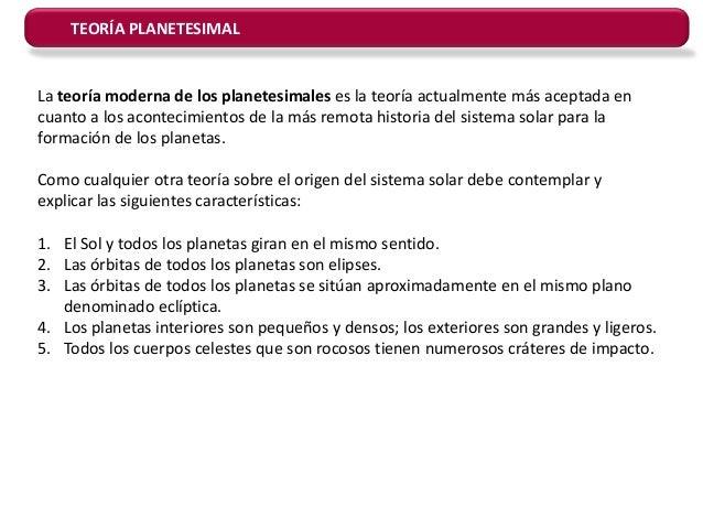 Tema 14 origen y estructura de la tierra - Caracteristicas de los planetas interiores ...