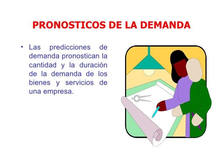 AP - TEMA 15: PRONOSTICOS I