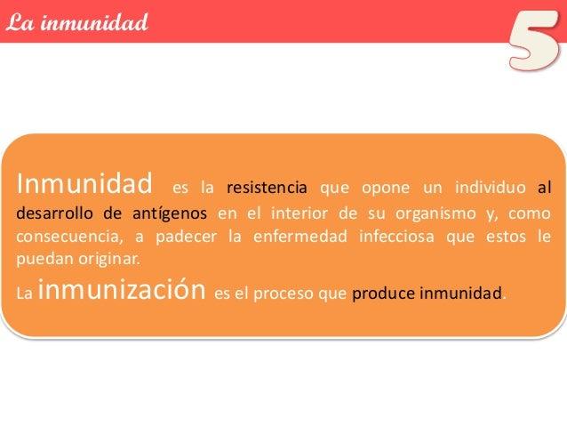 Tema 18: La Inmunidad Slide 2