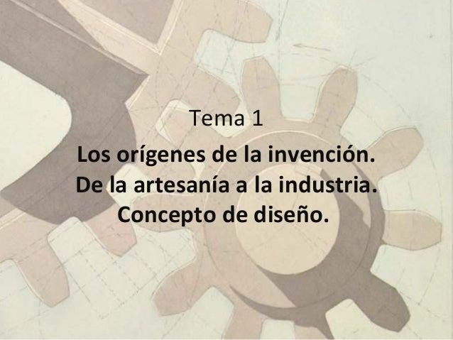 Tema 1 al 3 diseño y su contexto Slide 2