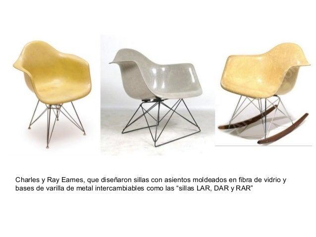Perchero diseñado por Charles y Ray Eames, 1953. Eames