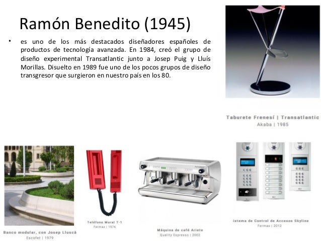 • Miguel Milá • Nace en Barcelona, en 1931. Su familia, de la alta aristocracia catalana, estaba muy relacionada con el mu...