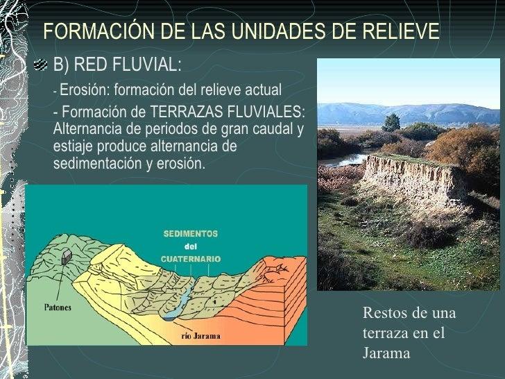 Tema 1 Geomorfología Geografía 2º Bachillerato