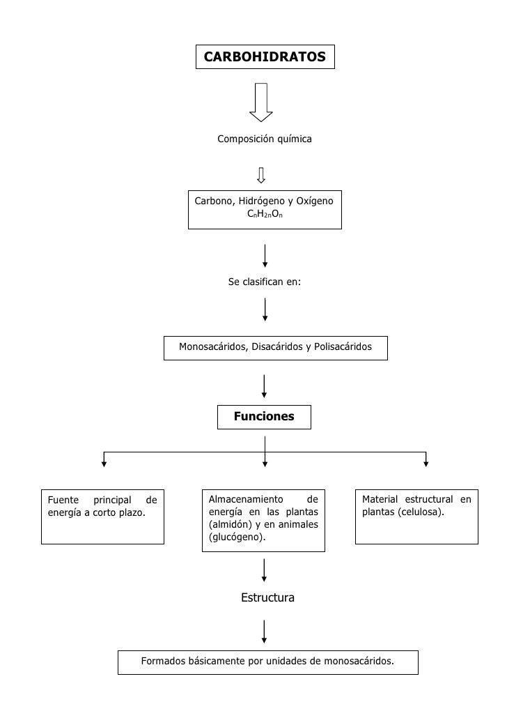 CARBOHIDRATOS                                 Composición química                            Carbono, Hidrógeno y Oxígeno ...