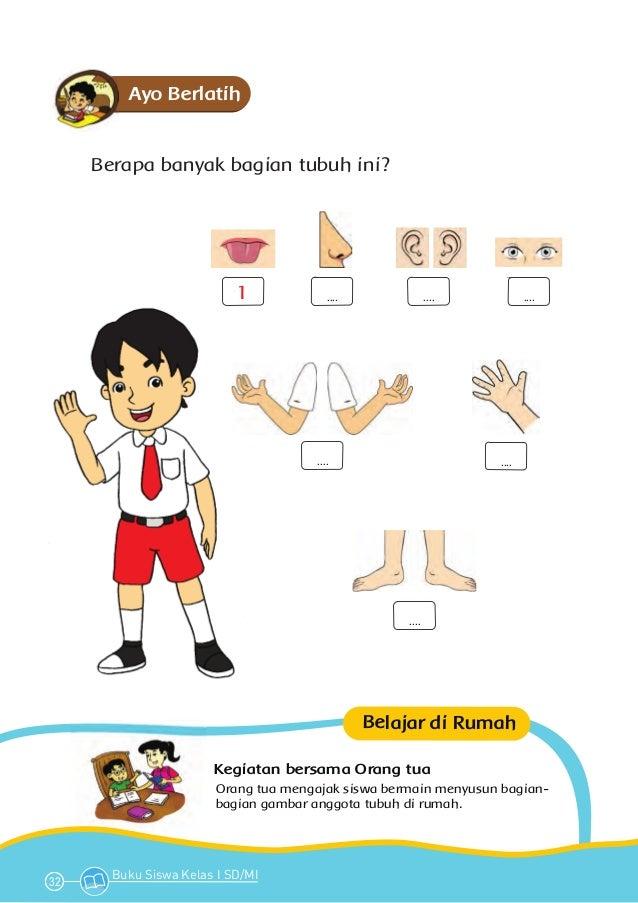 Tema 1 Diriku Kelas 1