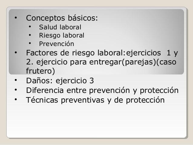 tema 1 prevenci n de riesgos conceptos b sicos cocina