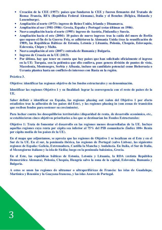 Tema 1 Introducción a la geografía de España. Slide 3