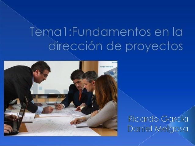 PMBOK Marco conceptual de la dirección de proyectos  Dirección de proyectos Áreas de experiencia  Ciclo de Vida del Proyec...