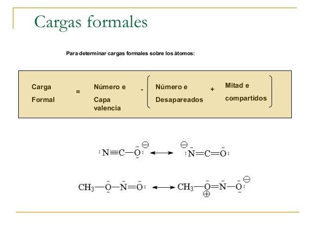 Estructura De Lewis F Intermoleculares