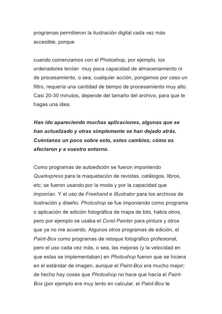 documento word entrevista
