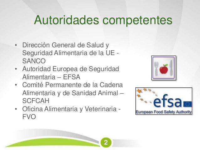 Tema 2 requisitos union europea - Oficina virtual veterinaria ...