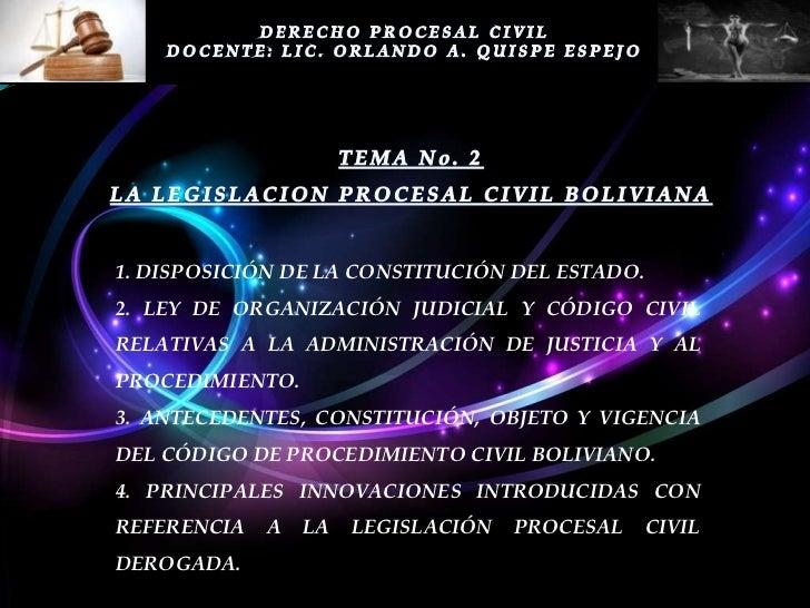 1. DISPOSICIÓN DE LA CONSTITUCIÓN DEL ESTADO.2. LEY DE ORGANIZACIÓN JUDICIAL Y CÓDIGO CIVILRELATIVAS A LA ADMINISTRACIÓN D...
