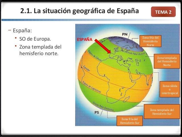 Tema 2. El relieve en España (parte 1) Slide 2