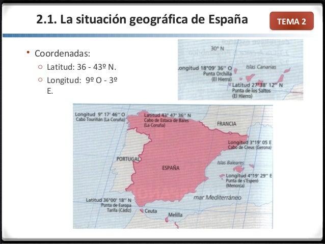 Tema 2. El relieve en España (parte 1) Slide 3