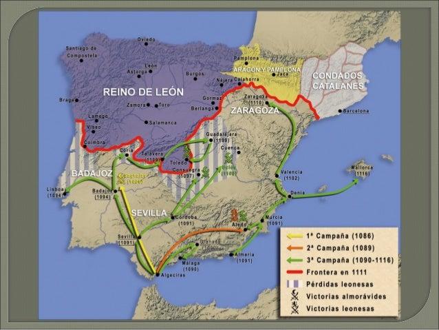 Hasta 1195, cuando vencen  en la batalla de Alarcos a los  castellanos, consiguieron  mantener la unidad andalusí y  sufi...