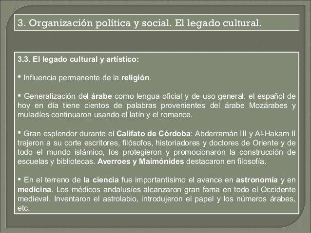 Tema 2. La Península Ibérica en la Edad Media: al-Ándalus