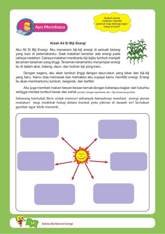 Tema 2 Selalu Berhemat Energi Kurikulum 2013 Bse Kelas 4 Sd Buku Sis