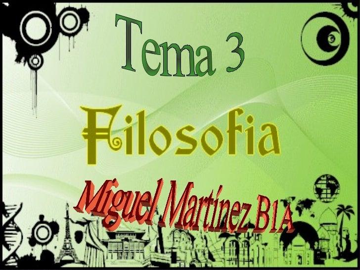 Tema 3  Miguel Martínez  B1A