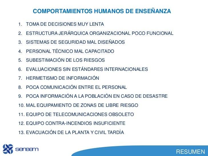 METODO DEL CASO 3.1 ANALISIS DE COMPORTAMIENTOLa Unidad de Servicios Especiales de SENEAM lo ha designado experto enFactor...