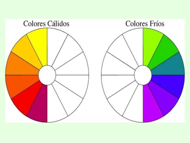 Tema 3 el color - Gama de colores calidos ...