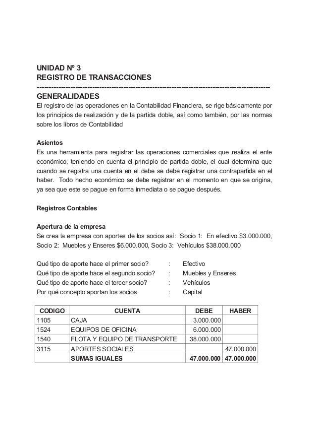 Compra De Utiles De Oficina Asiento Contable.Tema 3