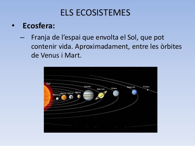 Els Ecosistemes Slide 3
