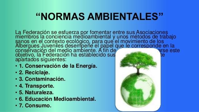 Las Normas Ambientales