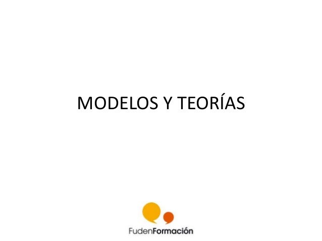 Teorías y Modelos de Enfermería  Slide 2